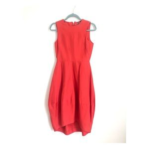 COS midi bell-shaped dress
